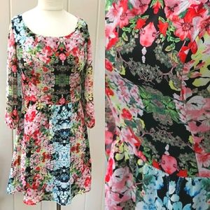 Accidentally in Love | 11 long sleeve floral dress